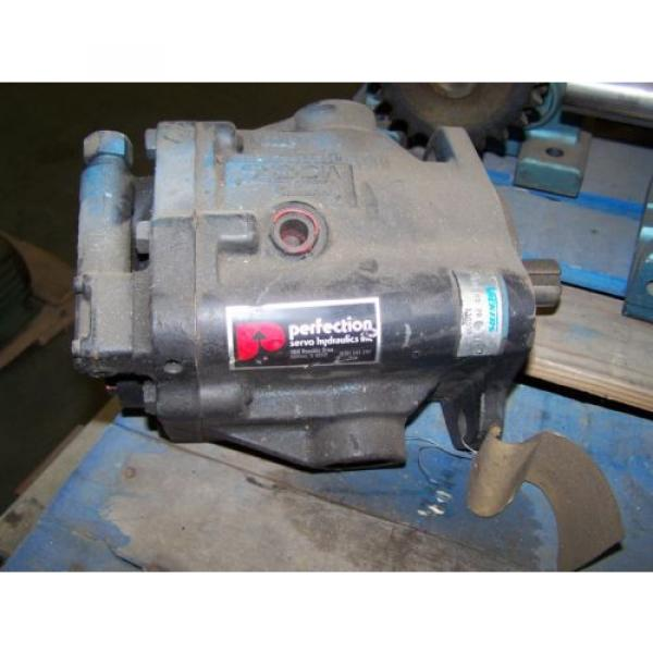 Origin Cuba  SURPLUS VICKERS HYDRAULIC PUMP PVB20-RS-20-CM-11 #1 image