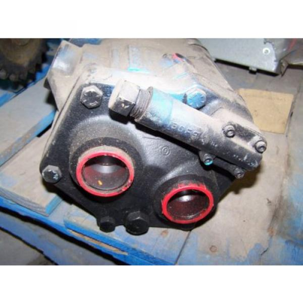 Origin Cuba  SURPLUS VICKERS HYDRAULIC PUMP PVB20-RS-20-CM-11 #2 image