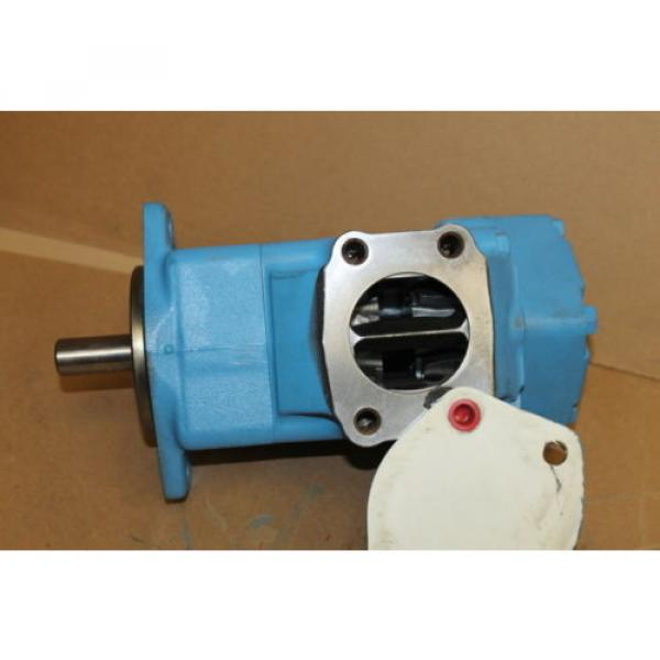 Hydraulic Luxembourg vane double pump, 17GPM/11GPM, 3000PSI, 2520VQ17A5-1AA20 Vickers #4 image