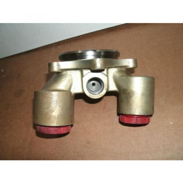 342914 Russia VICKERS, Valve Head for Hydraulic Motor Pump #2 image