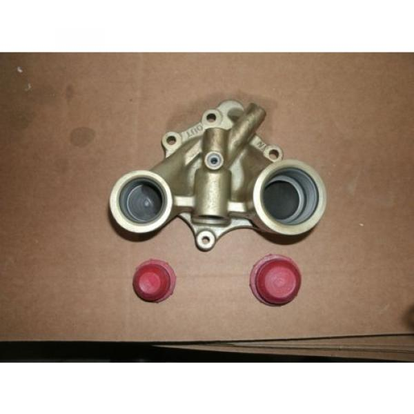 342914 Russia VICKERS, Valve Head for Hydraulic Motor Pump #3 image