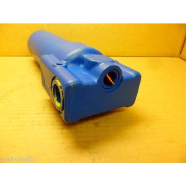 VICKERS Gambia HF2P4SA1ONB2H03 HYDRAULIC FILTER ASSEMBLY WITH BYPASS 4000 PSI NIB #4 image