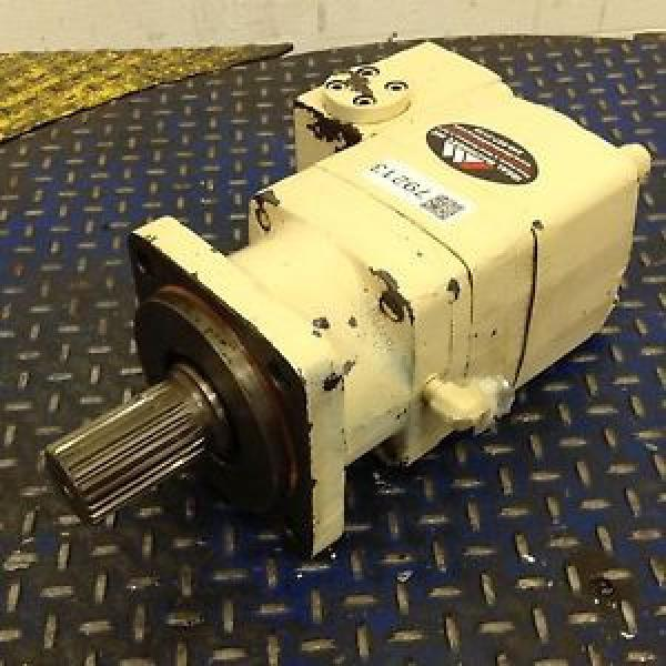 Vickers Argentina Screw Hydraulic Motor GR2H3505G14DUH10DJAS75 Used #79213 #1 image