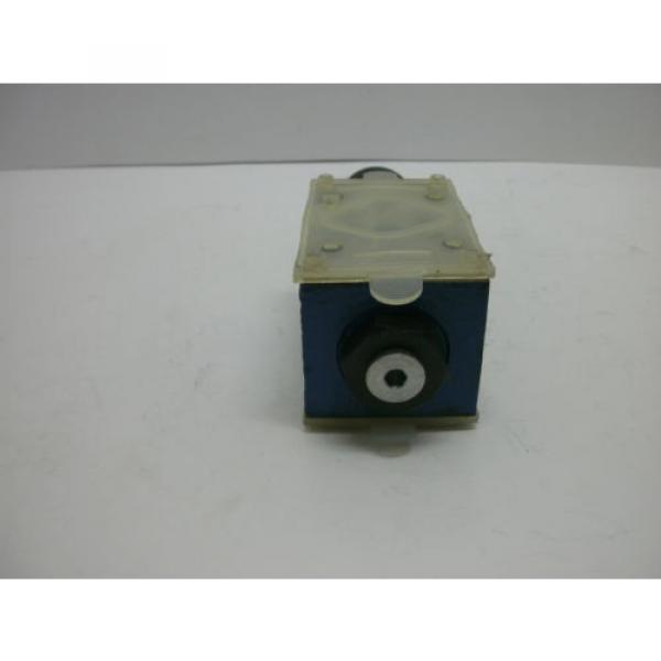 VICKERS Barbuda DGMR1 3 PP FW S 40 SEQUENCE FUNCTION VALVE 20-250 BAR 16 USGPM NNB #4 image