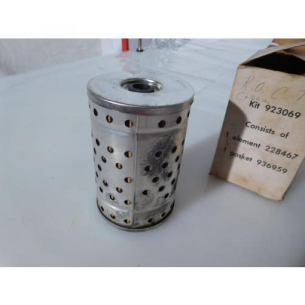 923069 Netheriands Hydraulic Filter Element #228467 NO GASKET INCLUDED #1 image