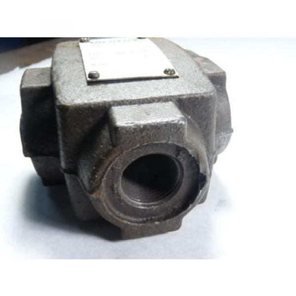 Vickers Netheriands CT06B50 Relief Valve 125-1000 PSI 3/4 #4 image