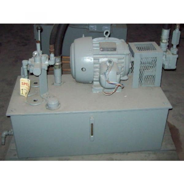 3 SolomonIs HP VICKERS Hydraulic System; 2,500 psi, 91 gpm #1 image