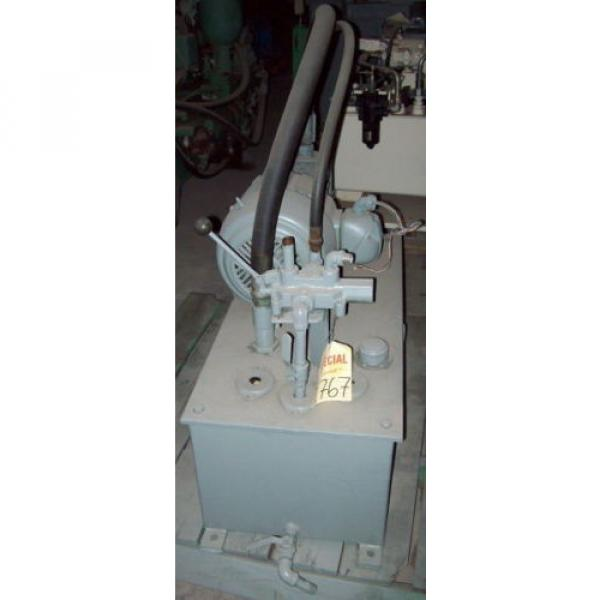 3 SolomonIs HP VICKERS Hydraulic System; 2,500 psi, 91 gpm #2 image
