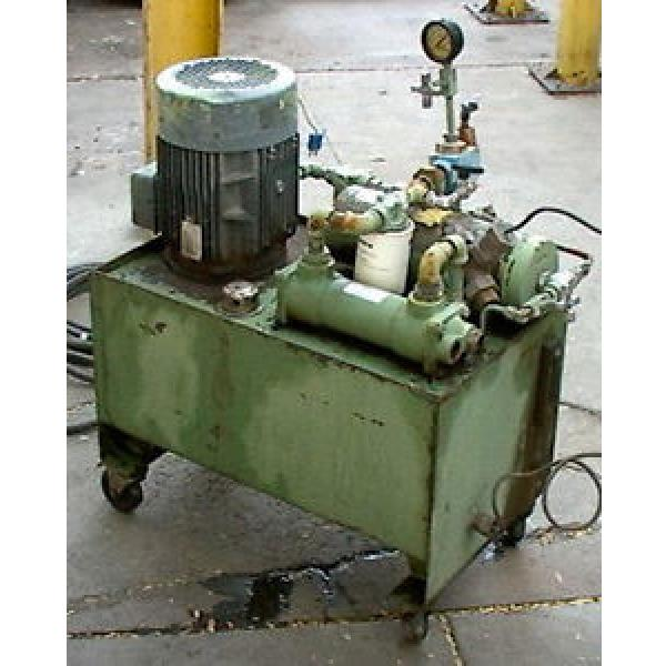 75 Guyana HP 2000 PSI Max Hydraulics Pump Power Unit Parts #1 image