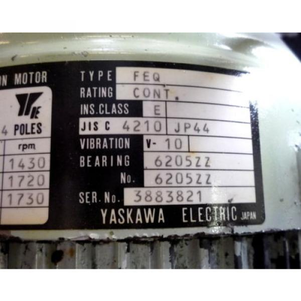 SHOWA Romania  VDRU-1A-40BHX 212 Hydraulic Power Unit NACHI VDR-1A-1A2-21 Pump OKUMA LB15 #7 image