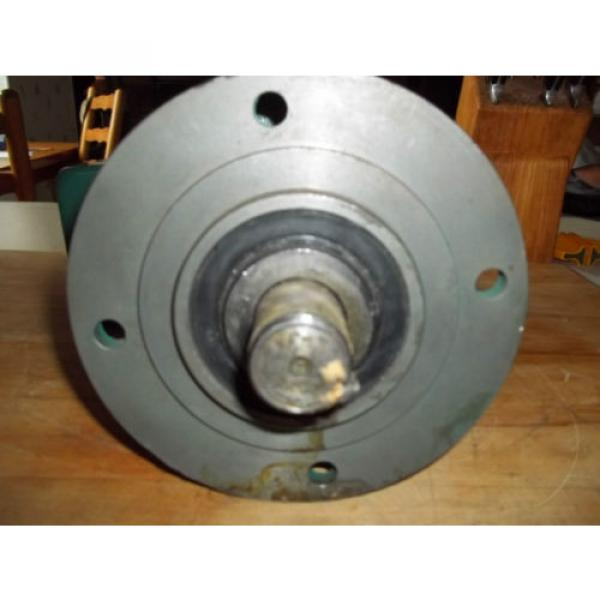 SUMITOMO SM-CYCLO 3 PHASE AC INDUCTION GEAR MOTOR with BRAKE WVM93100   RPM = 30 #4 image