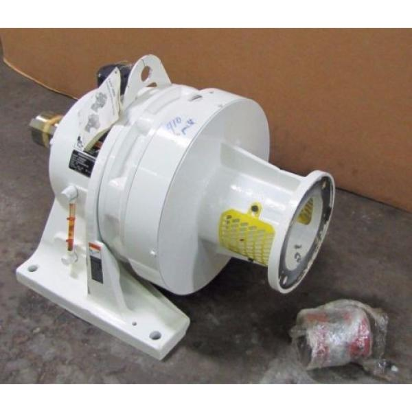 SUMITOMO PA137225 CHHJS-6185Y-35 35:1 RATIO WORM GEAR SPEED REDUCER GEARBOX Origin #3 image