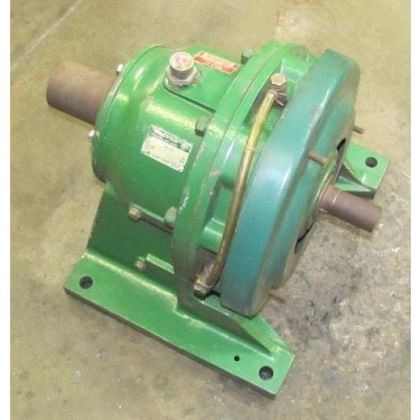 SUMITOMO 2 H1885 SM-CYCLO 59:1 RATIO WORM GEAR SPEED REDUCER GEARBOX REBUILT #1 image
