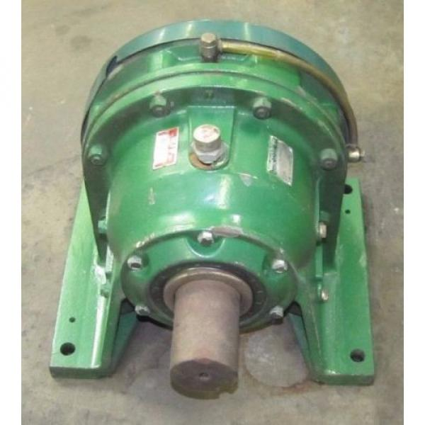 SUMITOMO 2 H1885 SM-CYCLO 59:1 RATIO WORM GEAR SPEED REDUCER GEARBOX REBUILT #4 image
