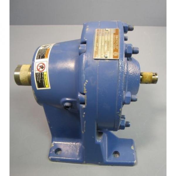 Sumitomo SM-Cyclo Reducer CNH-6095Y-17 Ratio 17 to 1  204 Input HP NWOB #5 image