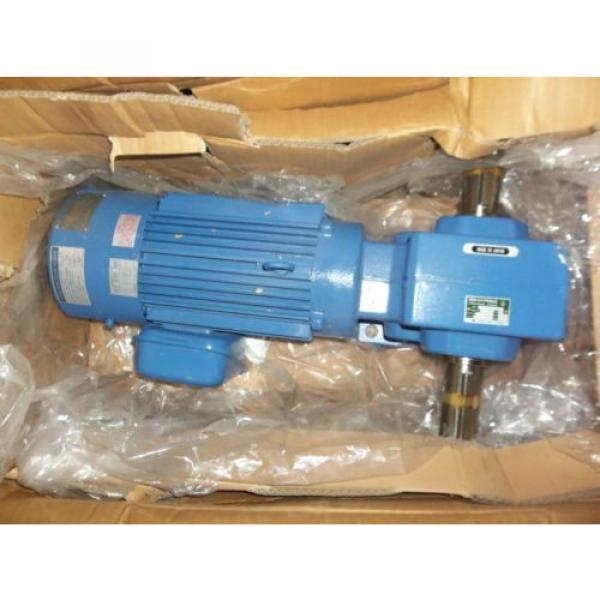 SUMITOMO RNHM3-54T-B-20 HYPONIC RIGHT ANGLE GEARMOTOR REDUCER 3HP 20:1  74 #1 image