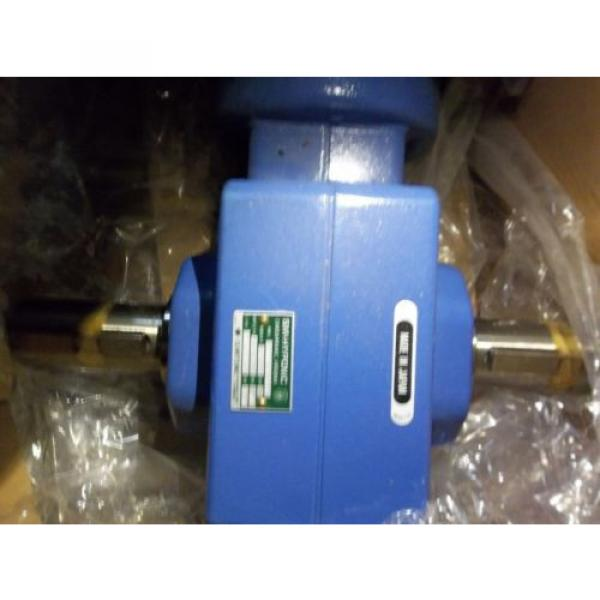SUMITOMO RNHM3-54T-B-20 HYPONIC RIGHT ANGLE GEARMOTOR REDUCER 3HP 20:1  74 #2 image