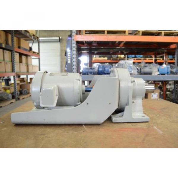 Sumitomo, 15 HP, 603 RPM, 230/460 V, CNHS-6125Y-SB-29, Gear box #1 image