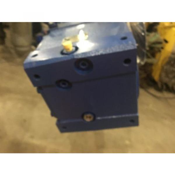 SUMITOMO SM- BUDDY BOX, RATIO 46, WITH SUMITOMO INDUCTION MOTOR, 5 HP, Origin #4 image