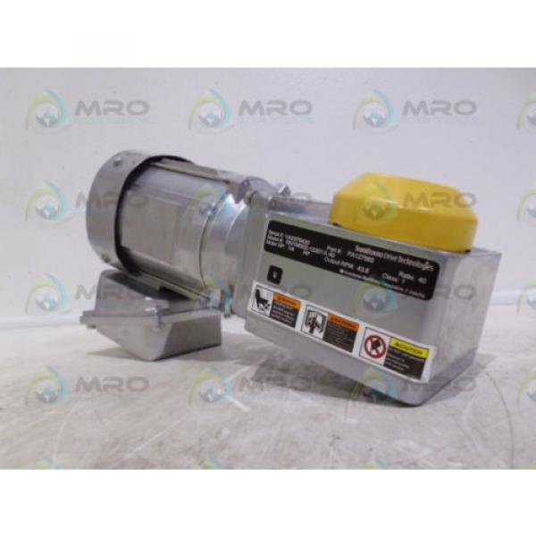 SUMITOMO TC-FX RNYMS02-1220YA-40 1/4 HP 1730 RPM INDUCTION MOTOR Origin NO BOX #1 image