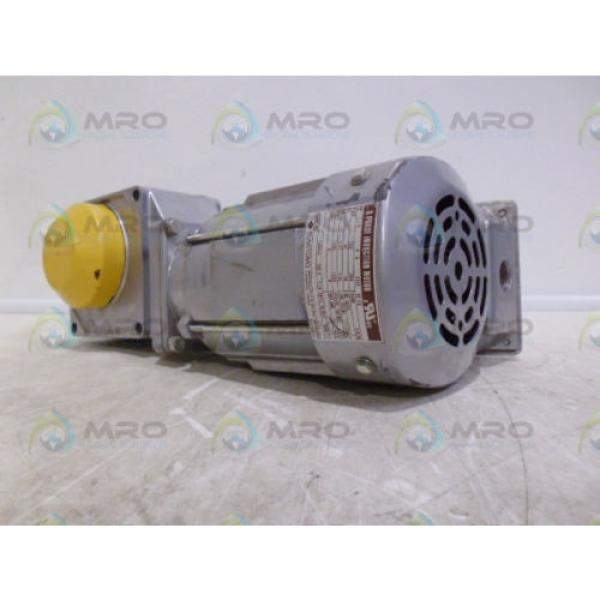 SUMITOMO TC-FX RNYMS02-1220YA-40 1/4 HP 1730 RPM INDUCTION MOTOR Origin NO BOX #4 image