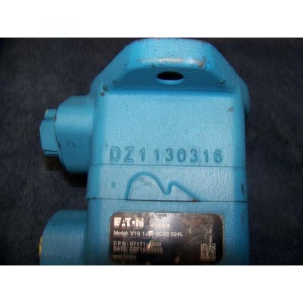 Vickers Barbados V10 Hydraulic Pump Original #3 image