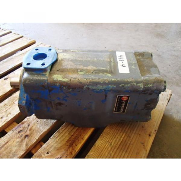 VICKERS Netheriands 4535 ,PERFECTION HYDRAULIC PUMP USED #5 image
