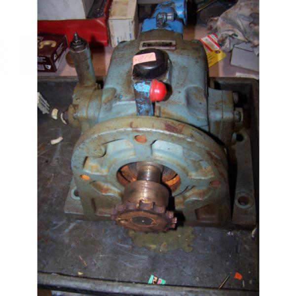 Nachi Saudi Arabia  Variable Vane Hydraulic Pump Model VDC-3B-1A3-E20 #2 image