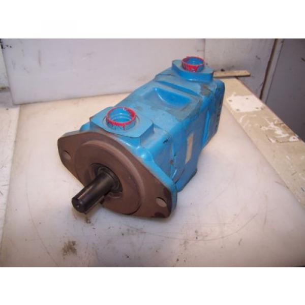 Origin Fiji  VICKERS FIXED DISPLACEMENT DOUBLE VANE HYDRAULIC PUMP V2020-1F13S8S-1AA30 #1 image