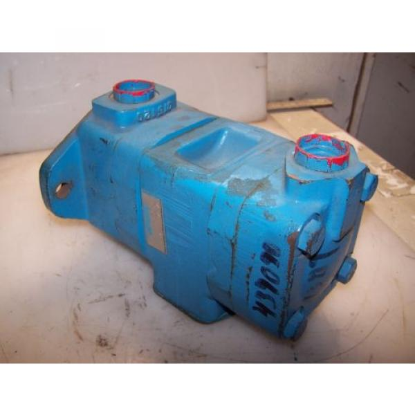 Origin Fiji  VICKERS FIXED DISPLACEMENT DOUBLE VANE HYDRAULIC PUMP V2020-1F13S8S-1AA30 #2 image
