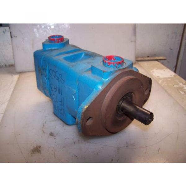 Origin Fiji  VICKERS FIXED DISPLACEMENT DOUBLE VANE HYDRAULIC PUMP V2020-1F13S8S-1AA30 #4 image
