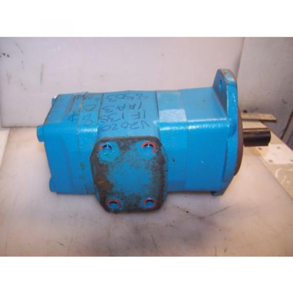 Origin Fiji  VICKERS FIXED DISPLACEMENT DOUBLE VANE HYDRAULIC PUMP V2020-1F13S8S-1AA30 #5 image