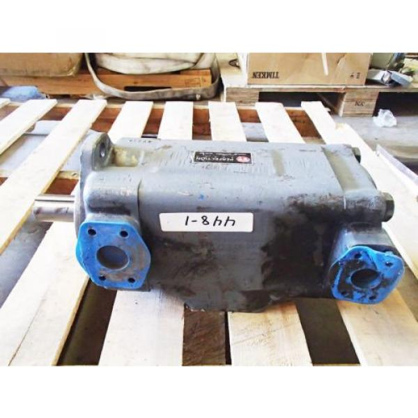 VICKERS Reunion ,PERFECTION F34535V50A38-86-0D22R HYDRAULIC PUMP USED #4 image