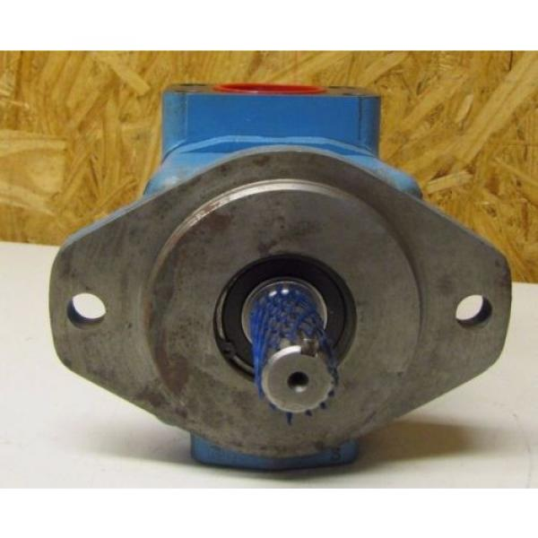 VICKERS Laos  V2020 1F8S8S 1AA20 LH 7/8#034; APPROXIMATE SHAFT HYDRAULIC VANE PUMP Origin #3 image