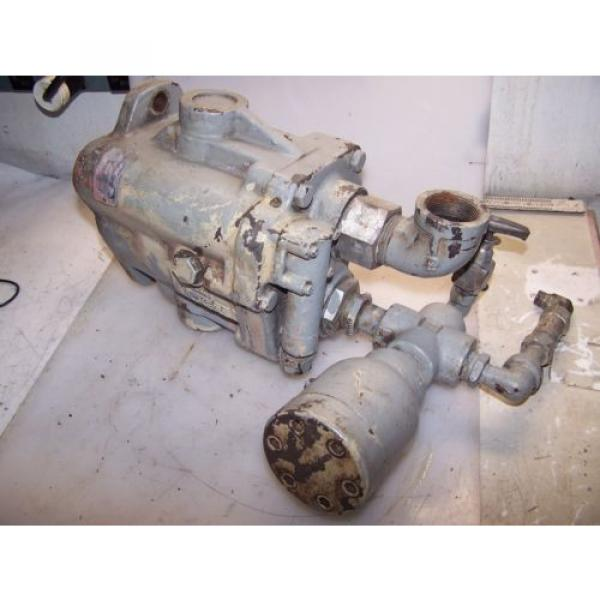 VICKERS Slovenia  HYDRAULIC VARIABLE DISPLACEMENT PUMP PVB29-FLS-20-CM-11 #2 image