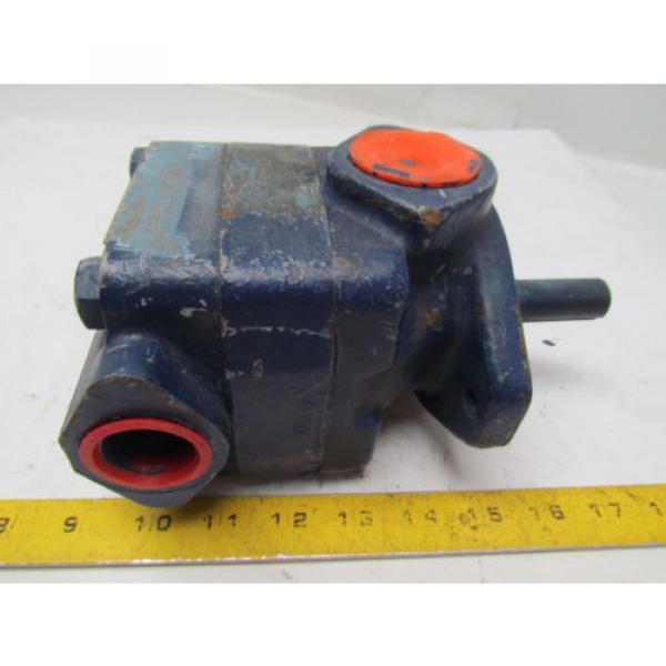 Vickers Fiji V201R13R1D11 TC Hydraulic Vane Pump 3/4#034; Shaft Diameter #1 image
