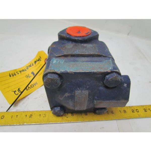 Vickers Fiji V201R13R1D11 TC Hydraulic Vane Pump 3/4#034; Shaft Diameter #4 image