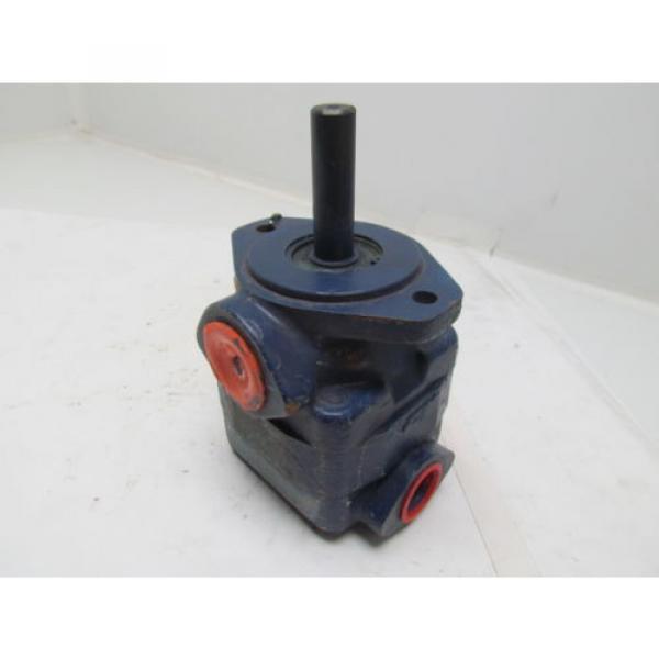 Vickers Fiji V201R13R1D11 TC Hydraulic Vane Pump 3/4#034; Shaft Diameter #5 image