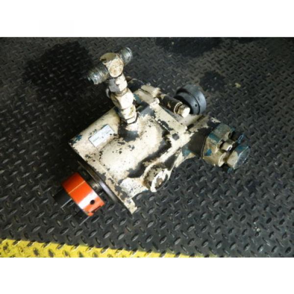 Vickers Cuba Hydraulic Piston Pump, PVB29 RS 20 CM 11, PVB29 RS FX20 CM 11, Used #1 image