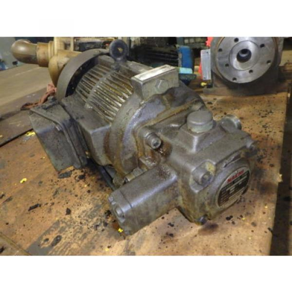 Nachi Grenada Variable Vane Pump Motor_VDR-1B-1A3-1146A_LTIS85-NR_UVD-1A-A3-22-4-1140A #2 image