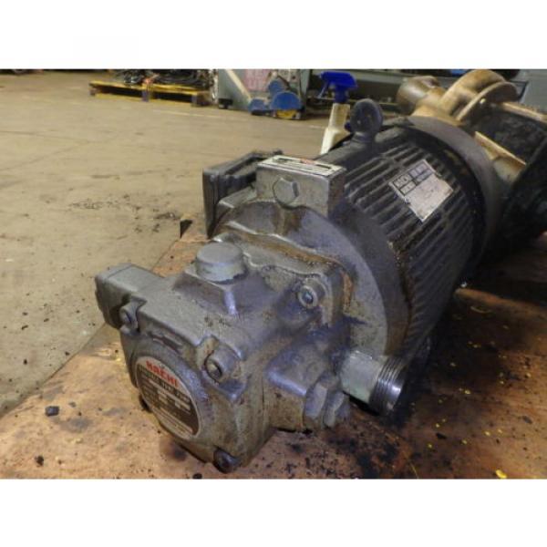 Nachi Grenada Variable Vane Pump Motor_VDR-1B-1A3-1146A_LTIS85-NR_UVD-1A-A3-22-4-1140A #5 image