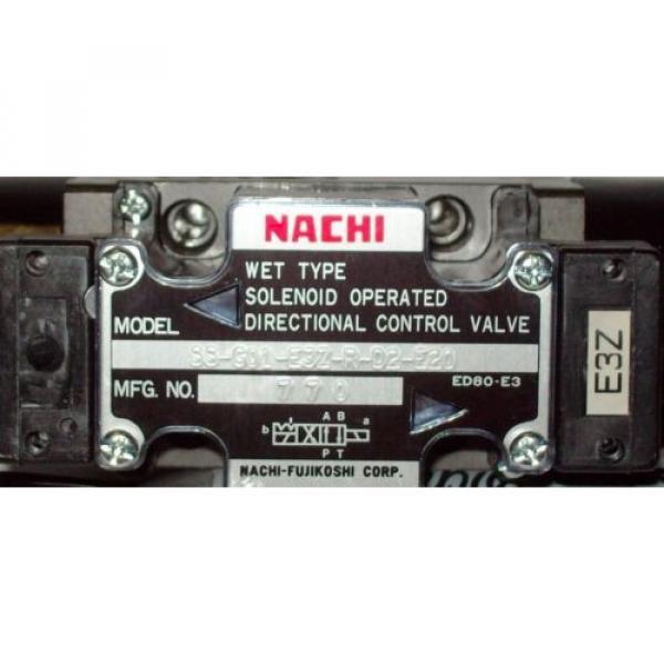 D03 Brazil 4 Way 4/2 Hydraulic Solenoid Valve i/w Vickers DG4V-3-2AL-WL-D 230 VAC #2 image