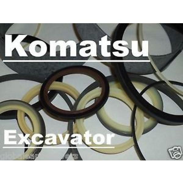 707-98-12450 Oman  3pt Hitch Trimming Cylinder Seal Kit Fits Komatsu D20A-6 D20P-6 D21 #1 image