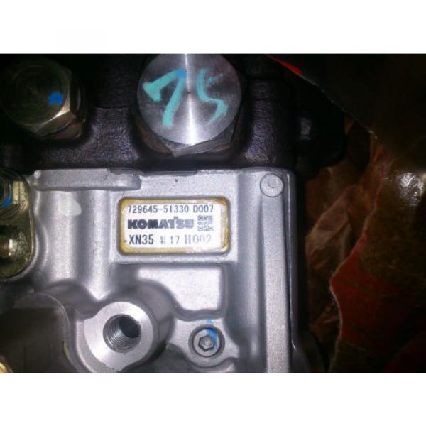 Fuel Belarus Injection Pump KOMATSU Skid Loader SK714 729645-51330 #2 image