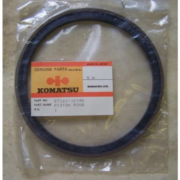 Komatsu Liechtenstein HD205-WS16-WS23 Piston Ring Part # 07161-10140 New In The Package #1 image
