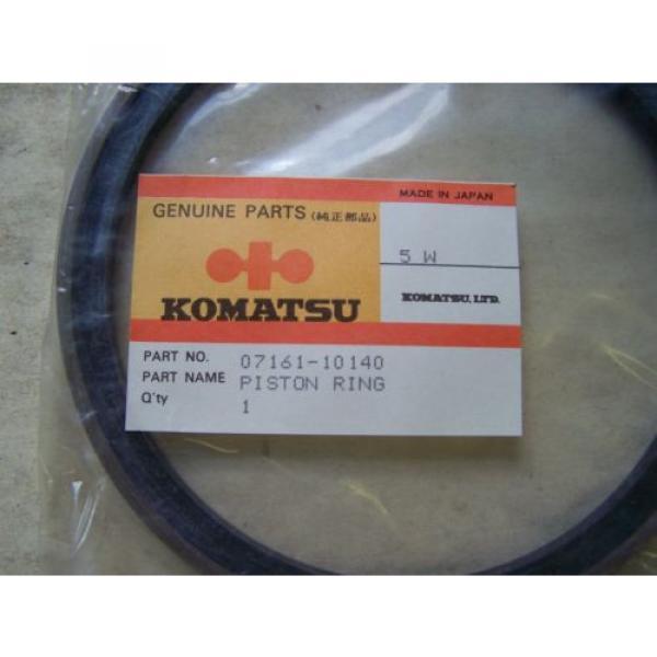 Komatsu Liechtenstein HD205-WS16-WS23 Piston Ring Part # 07161-10140 New In The Package #2 image