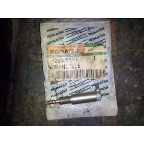 New Guyana Komatsu nozzle 1269350H1 #1 image