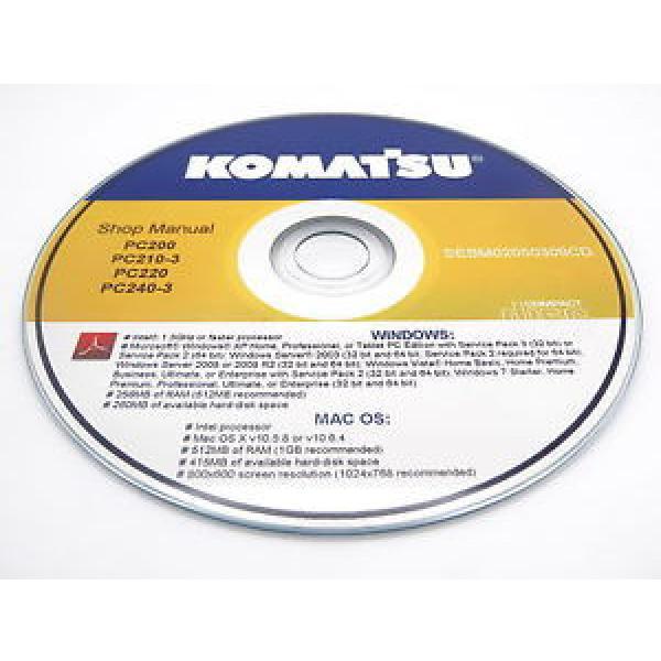 Komatsu Denmark D61EX-15, D61PX-15 Crawler Dozer Bulldozer Shop Repair Service Manual #1 image
