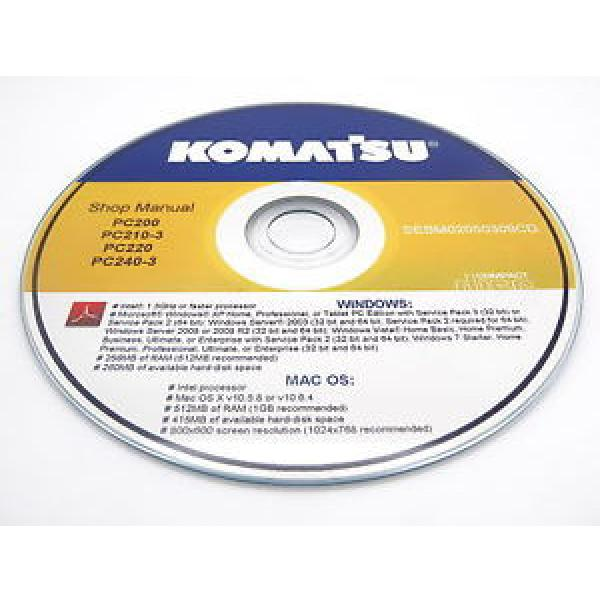 Komatsu Liechtenstein  PC15MRX-1 Hydraulic Excavator Shop Workshop Repair Service Manual #1 image