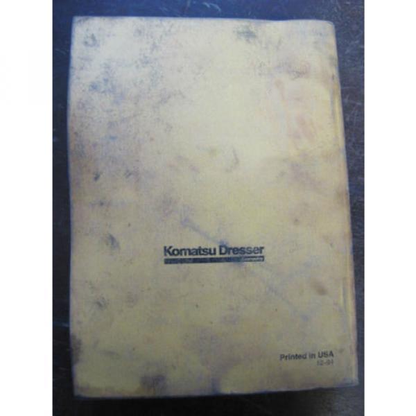 OEM Gibraltar Komatsu D65P-12 D65EX, PX-12 Bulldozer Crawler PARTS Book Catalog Manual #4 image